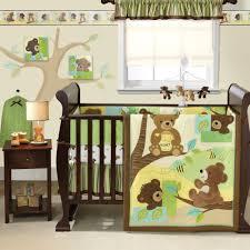 honey bear crib bedding by bedtime originals lambs u0026 ivy