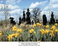 Columbus Topiary Garden - past winners columbus landmarks foundation