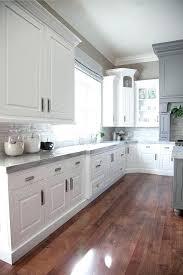 grey kitchen floor ideas white and grey kitchen ideas alund co