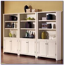 bookcase with glass doors white black bookcases with glass