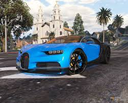 car bugatti 2017 bugatti for gta 5