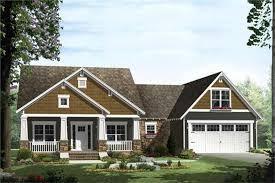 craftsmen home 3 bedrm 1816 sq ft craftsman house plan 141 1115