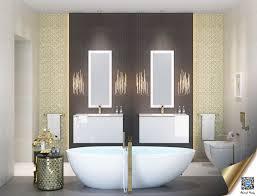 Home Design Gold Version Beautifully Unique Bathroom Designs