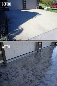 Concrete Patio Resurfacing Products by Best 25 Driveway Resurfacing Ideas On Pinterest Concrete