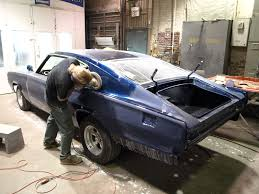 1967 dodge charger precision car restoration
