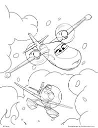 free printable disney planes fire u0026 rescue coloring pages