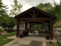 Diy Outdoor Gazebo Canopy by Get Inspired Backyard Escape With Diy Timber Frame Pergola Or