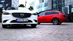 mazda 6 crossover 2015 mazda6 u0026 mazda cx 5 facelift youtube