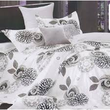 White Twin Xl Comforter Byourbed College Ave Stencil 2 Piece Twin Xl Comforter Set
