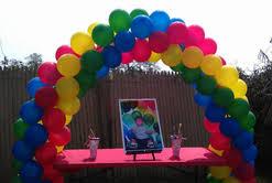circus balloon balloon arches balloon archways balloons arch