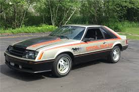 1979 ford mustang pace car 1979 ford mustang pace car 208386