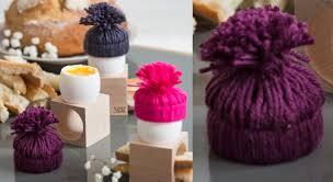 set de table originaux déco de table en laine des pompons originaux prima