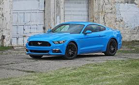 how is a ford mustang 2017 ford mustang in depth model review car and driver