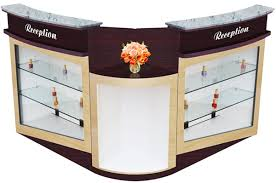 L Shape Reception Desk L Shape Reception Desk Reception Counter Salon