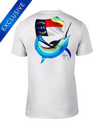 North Carolina Flag North Carolina Flag T Shirt