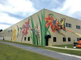 wall that more new murals pop up in vermont visual art seven click to enlarge courtesy of gisela alpert