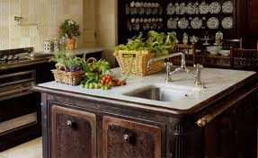 Pictures Of Kitchen Islands With Sinks by Cast Iron Stove Island Kitchen Atticmag
