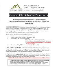 Parent Legal Guardian Authorization Letter by Sacramento Camp U0026 Conference Center Sacramento Nm Connect