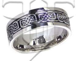mens celtic rings mens celtic ring etsy