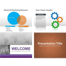 business powerpoint ppt presentation templates free download