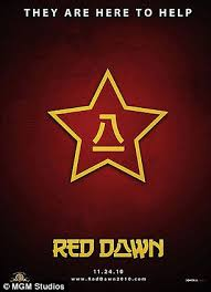 Red Awn Red Dawn Remake Swapped Chinese Flags And Insignia For North
