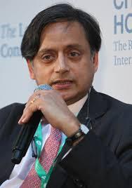 shashi tharoor wikipedia