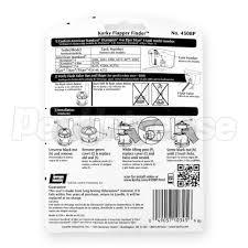 Eljer Toilet Tanks Korky 450bp Flush Valve Seal For American Standard And Eljer