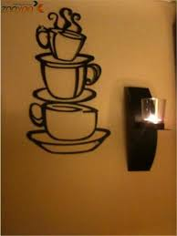 Coffee Wall Decor For Kitchen Cafe Wall Decor Shenra Com