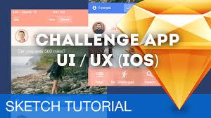 devmountain sketch 3 tutorial u2022 challenge app ui ux ios
