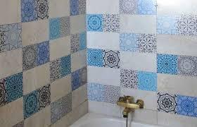 badezimmer fliesenaufkleber fliesenaufkleber für das bad inspirationen creatisto