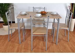 table avec 4 chaises ensemble table de cuisine table avec 4 chaises maisonjoffrois à