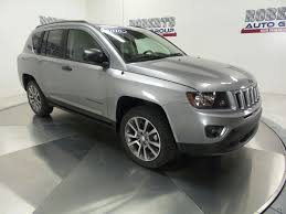 compass jeep 2009 used jeep for sale in pryor ok roberts auto group