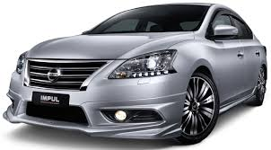 nissan almera nismo bodykit nissan sylphy tuned by impul introduced u2013 aerokit bigger wheels