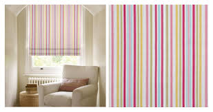 Fabric Roman Blinds My Mini Kitchen Makeover Paint Colours U0026 Fabric Patterns