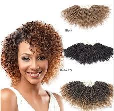 crochet hair extensions 2017 8 12 inch malibobo crochet hair extensions curly