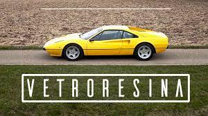 ferrari 308 gtb vetroresina 1976 full test drive in top gear