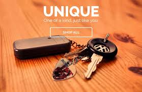 unique keychain custom keychains wholesale pricing inkhead