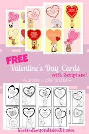 free valentines cards free s day cards with scripture for children blessed