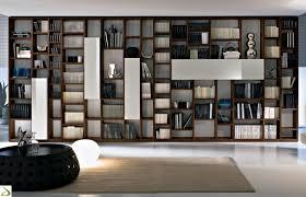 arredo librerie libreria moderna in legno booki arredo design