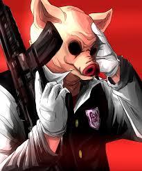 hotline miami pig butcher rp inspiration miami