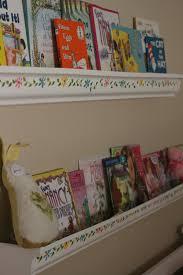 rain gutter bookshelves more than mundane