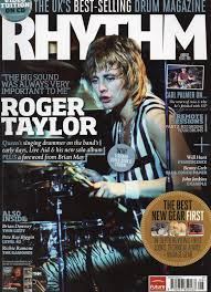 magazine covers u2013 roger taylor beyond queen u2013 solo and with the cross