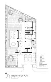 Dream House Floor Plans by Gallery Of Travertine Dream House Wallflower Architecture