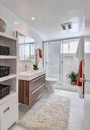 toronto modern bathroom vanity contemporary with slanted ceiling