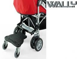 pedana per passeggino universale 70000 mondialtoys it wally pedanina step per passeggino pedana