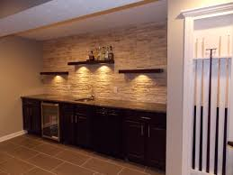 basement kitchenette cost basement gallery the finished basement gallery basement wall ideas mini basement bar