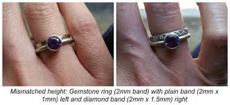 Build A Wedding Ring by How To Build A Stacking Rings Set Choosing The Perfect Wedding