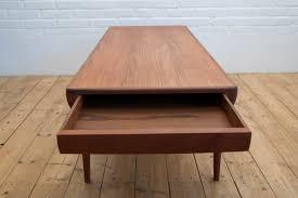 Teak Coffee Table Elegance Teak Coffee Table With Drawers New Home Design