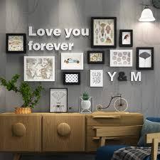 bilderrahmen dekorieren online billig bekommen wand bilderrahmen set aliexpress com