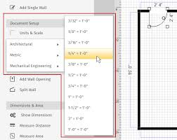 floor plan scales draw to scale with new standard engineering scales import dxf files